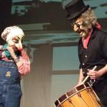 Solo Duo Rang 3 – Nunnefirzli: Herzog Sascha & Minder Katrin – Wild
