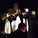 Pfyffergruppe Stamm Rang 6 – Festival: Nicole Meyer, Niggi Zittel, Sarah Zwiller, Flavio Magliozzi, Claudine Rippstein, Laurent Burdet